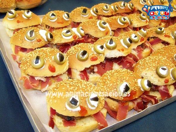 Catering para fiestas infantiles en Ávila