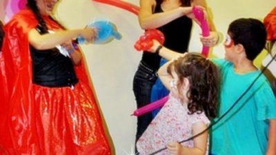Curso de globoflexia, taller para aprender a hacer figuras de globos
