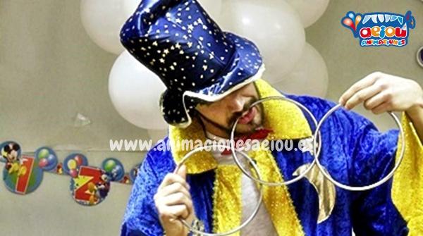Curso de magia infantil, taller de iniciación y perfeccionamiento en Madrid