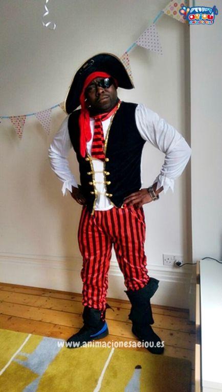 Fiestas temáticas de piratas a domicilioPlanificación