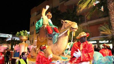 La cabalgata de Reyes en Madrid 2018