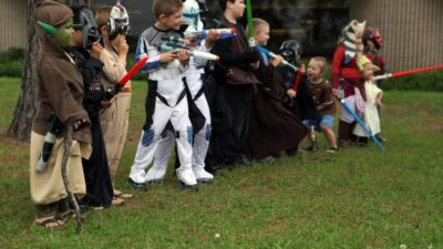 Ideas para una fiesta Star Wars