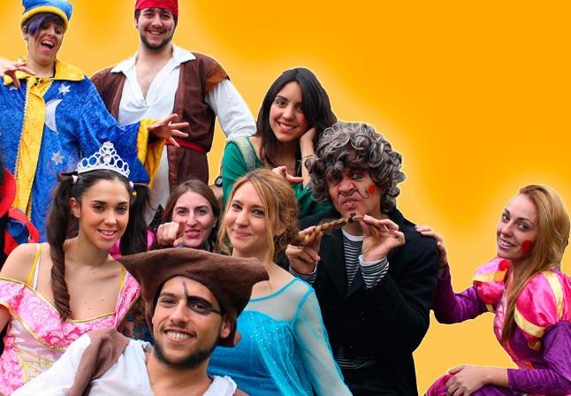 La mejor empresa de animaciones infantiles en madrid -adivertirse