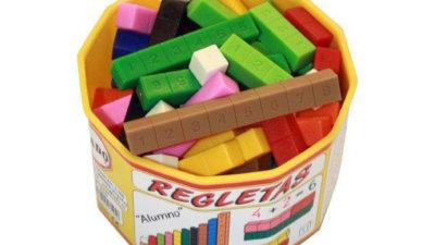 Ventajas de las Regletas Matemáticas para niños