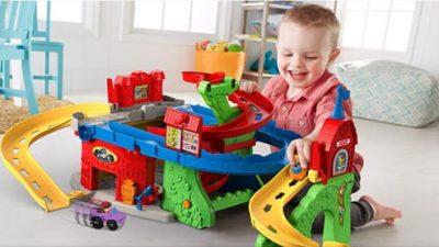 ¿Cómo elegir los mejores juguetes para niños de 3 años?